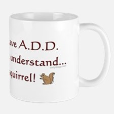 ADD Squirrel Mugs