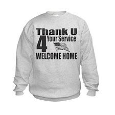 TU4YS Logo 1 Sweatshirt