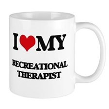 I love my Recreational Therapist Mugs