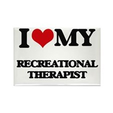 I love my Recreational Therapist Magnets