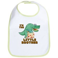 Little Brother T-Rex Bib