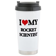 I love my Rocket Scient Travel Mug