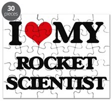 I love my Rocket Scientist Puzzle