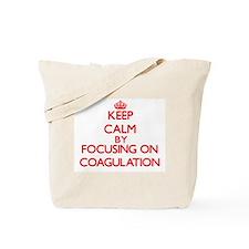 Coagulation Tote Bag