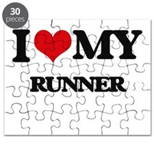 I love my Runner Puzzle