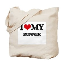 I love my Runner Tote Bag