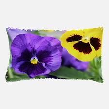 PANSIES Pillow Case