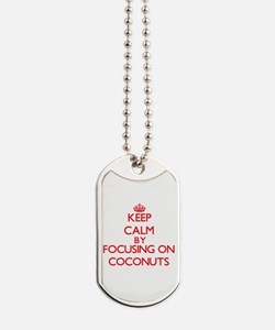 Coconuts Dog Tags
