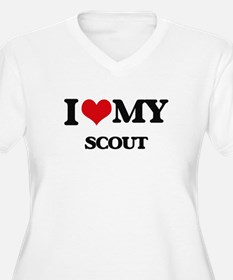 I love my Scout Plus Size T-Shirt
