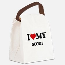 I love my Scout Canvas Lunch Bag