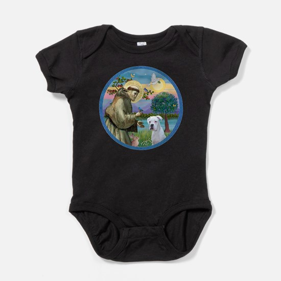 St . Francis (W)- Baby Bodysuit