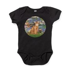 Unique Abyssinian Baby Bodysuit