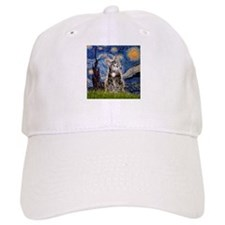 Starry / Tiger Cat Baseball Cap
