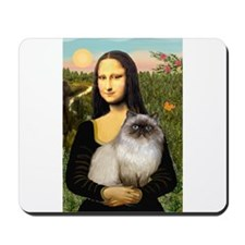 Mona's Himalayan Cat Mousepad