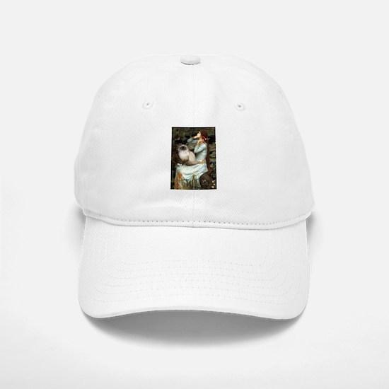 Ophelia & Himalayan Baseball Baseball Cap