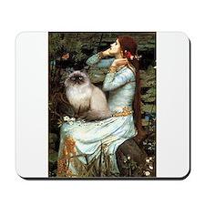 Ophelia & Himalayan Mousepad