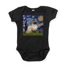 TILE-Starry-HimilayanJF.png Baby Bodysuit