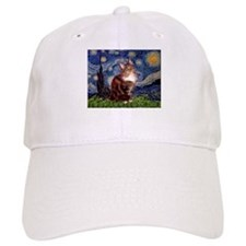 5.5x7.5-Starry-MCoon12B.PNG Baseball Cap