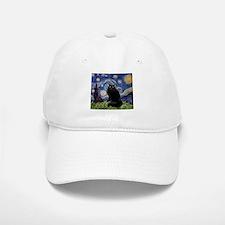 Starry Night /Persian (bl) Baseball Baseball Cap