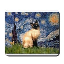TILE-Starry-Siamese1.png Mousepad