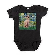 TILE-Bridge-SphynxY.png Baby Bodysuit