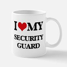 I love my Security Guard Mugs