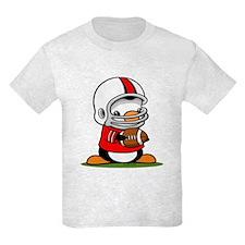 Football Penguin T-Shirt