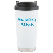 Baking Bitch Travel Mug