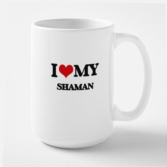 I love my Shaman Mugs