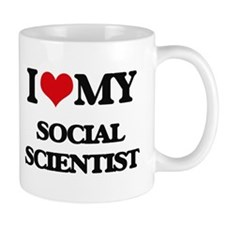 I love my Social Scientist Mugs