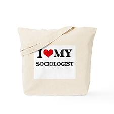 I love my Sociologist Tote Bag
