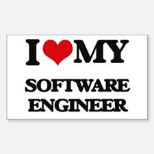 I love my Software Engineer Decal
