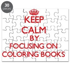 Coloring Books Puzzle