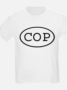 COP Oval T-Shirt