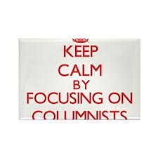 Columnists Magnets