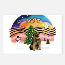 XMusic2-Border Terrier Postcards (Package of 8)