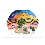 XMusic2-Cairn Terrier (#4) Postcards (Package of 8