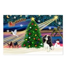 XmasMagic/Tri Cavalier Postcards (Package of 8)