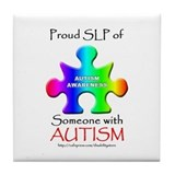 Speech therapy autism Drink Coasters