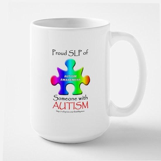 Proud SLP Large Mug