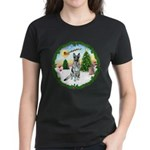 Take Off1/ German Shepherd Women's Dark T-Shirt