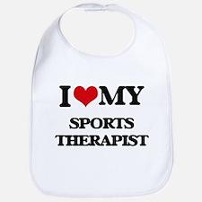 I love my Sports Therapist Bib