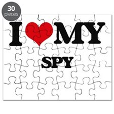 I love my Spy Puzzle