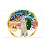 XmasMagic/Spinone #11 Postcards (Package of 8)