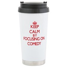 Comedy Travel Mug