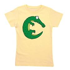 Alligator C Girl's Tee