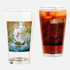 Sailor Boy Fairies! Kids Drinking Glass