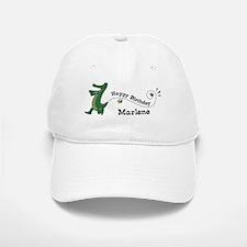 Happy Birthday Marlene (gator Baseball Baseball Cap