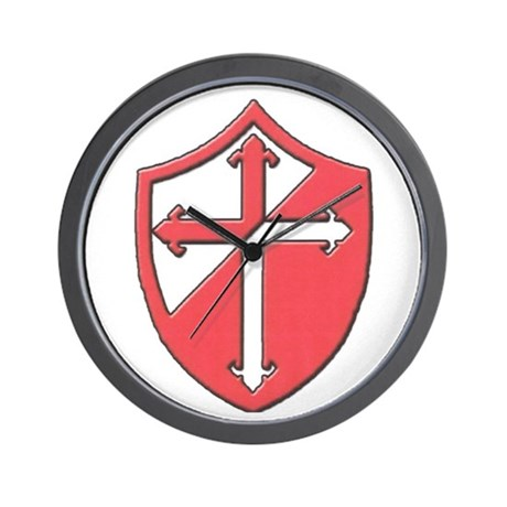 Knights Wall Clock