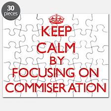 Commiseration Puzzle